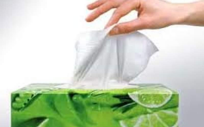 احتمال افزایش ۱۵ درصدی قیمت دستمال کاغذی