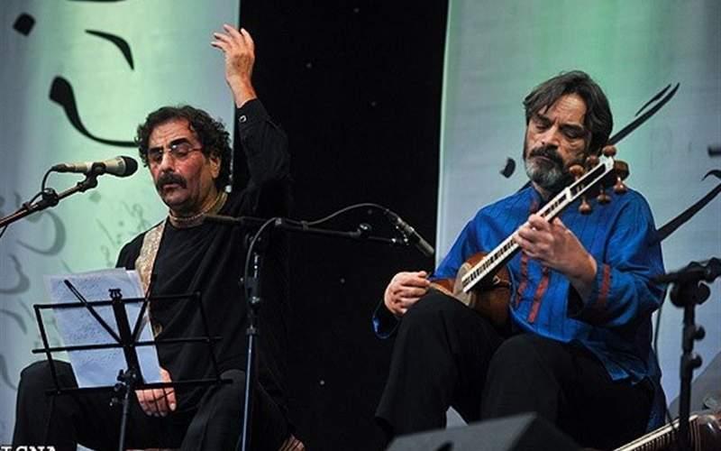 تولید  آلبوم مشترک شهرام ناظری و حسین علیزاده