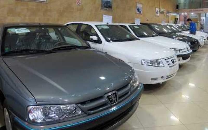 ریزش یک تا 9 میلیونی در بازار خودروی داخلی
