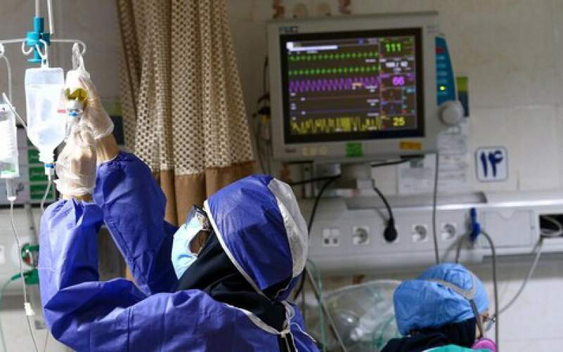 فوت ۷۵ بیمار کووید۱۹ در شبانه روز گذشته