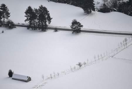 زمستان در سراسر جهان
