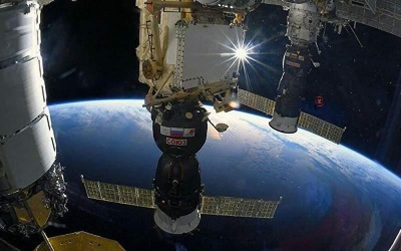 ایستگاه فضایی بینالمللی ترک برداشت