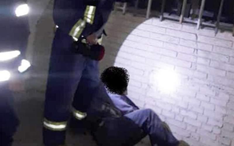 دزد بدشانش در جاکولری گیر افتاد