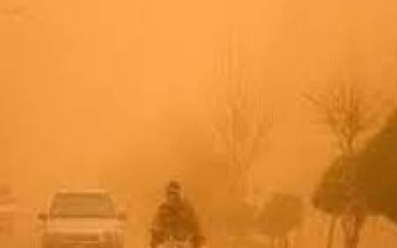 گرد و خاک در زابل؛ ۱۳۰نفر راهی بیمارستان شدند