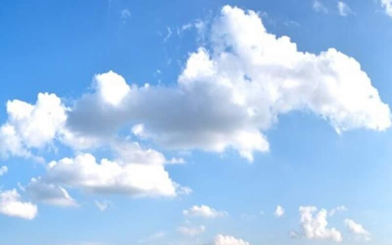 آسمانی صاف و جوی آرام در اغلب مناطق کشور