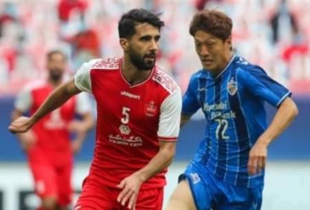 رسن بهترین هافبک لیگ قهرمانان آسیا  شد
