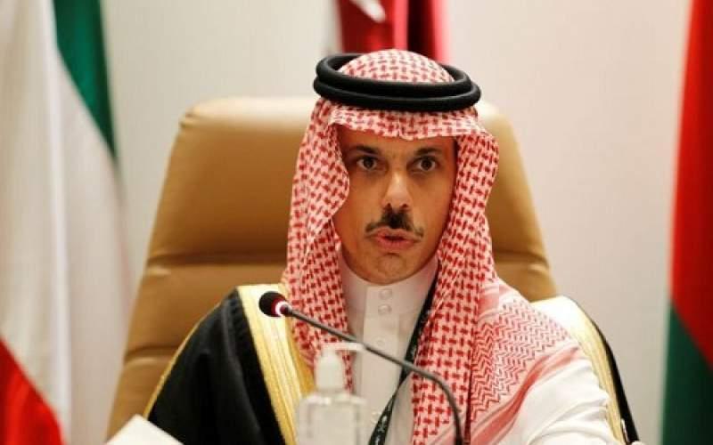 عربستان: دست ما به سوی ایران دراز است