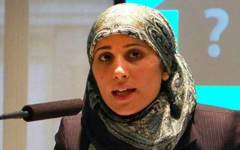 حضور یک زن مسلمان با حجاب در دولت بایدن