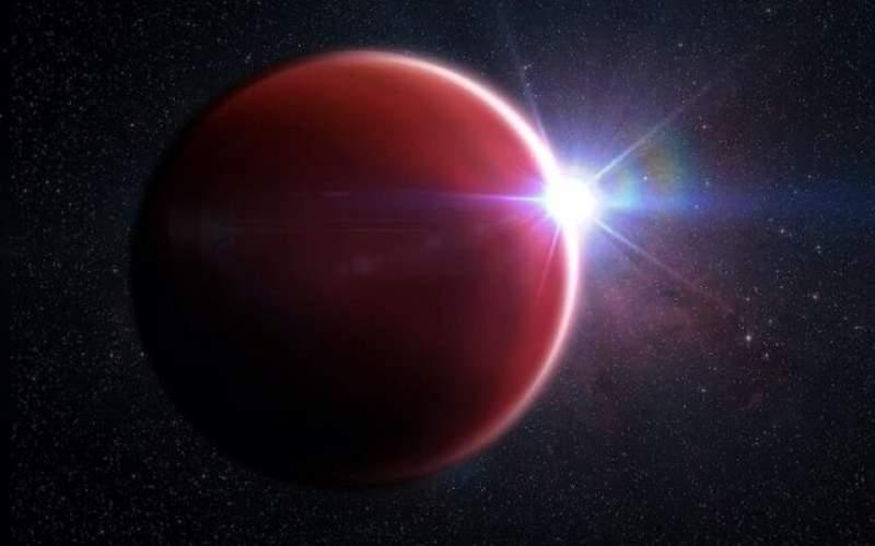 کشف اولین سیاره شبیه مشتری با اتمسفر خالی