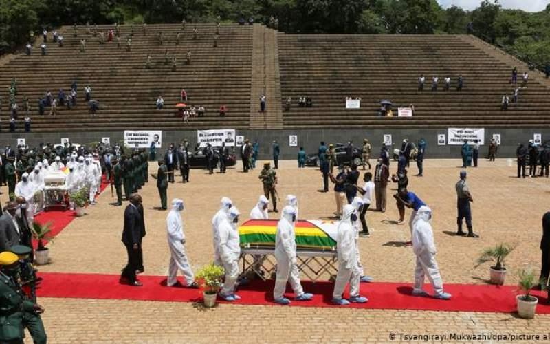 چهار وزیر دولت زیمبابوه قربانی کرونا شدند