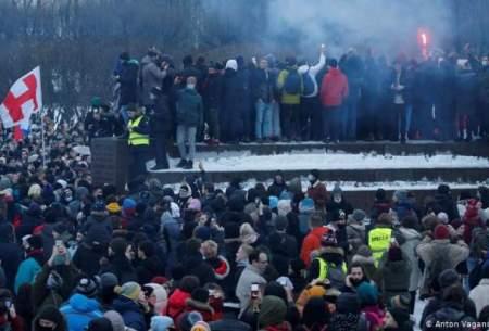 قیام تاریخی مردم روسیه علیه پوتین
