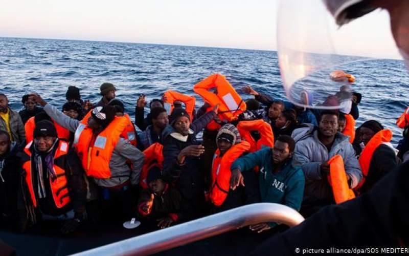 فریاد کمک برای نجات پناهجویان