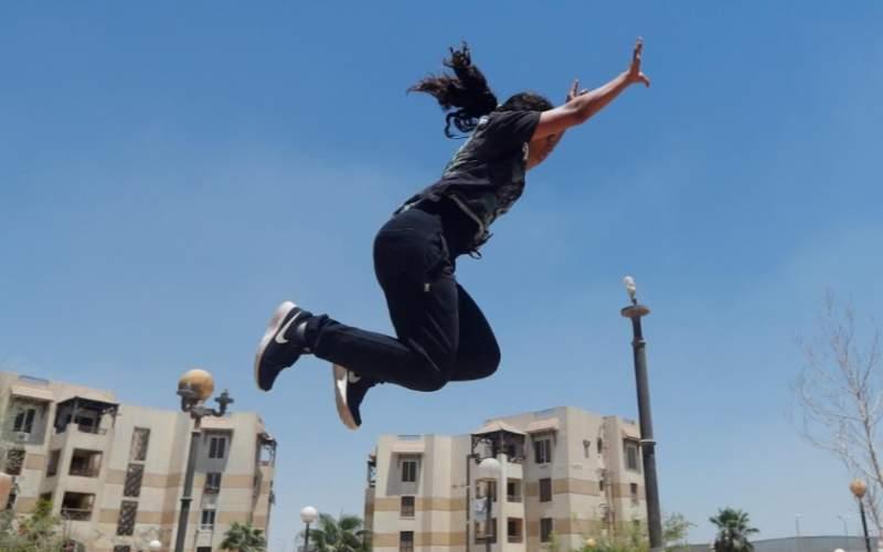 پارکورکار ایرانی فاتح مدال طلای قهرمانی آسیا شد