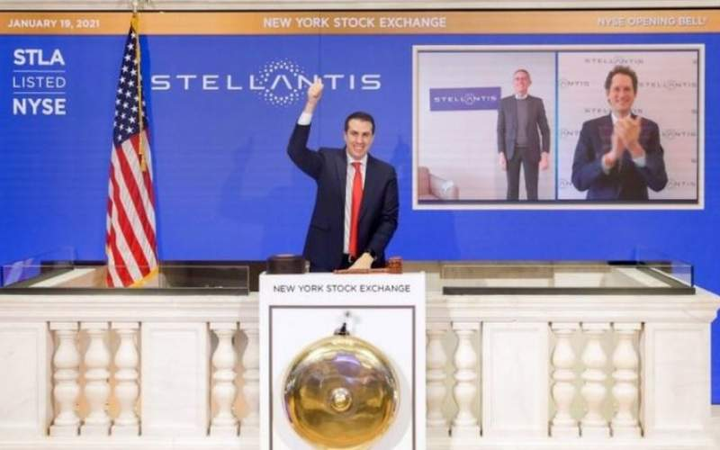 استلانتیس چهارمین خودروساز بزرگ جهان