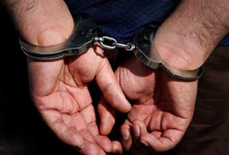 دستگیری قاتل در کمتر از ۱۵دقیقه در پیشوا