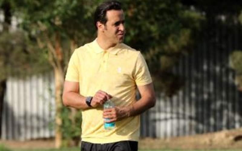علی کریمی به خاطر مرامش گفت دارو نگرفته