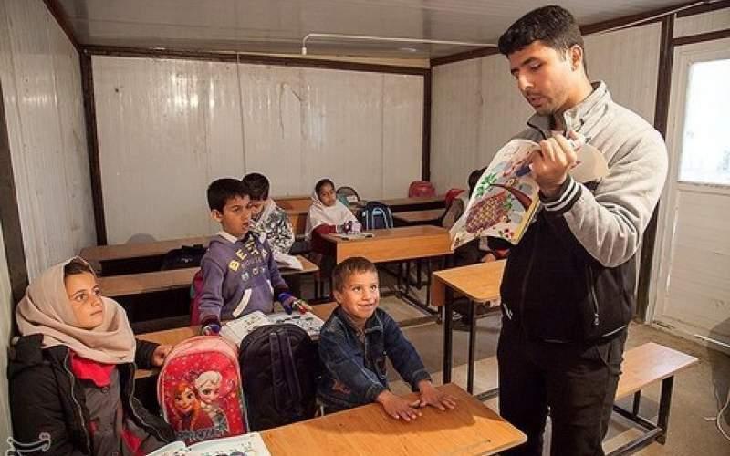 دانشآموزان ۴هزارمدرسه درکانکسدرس میخوانند