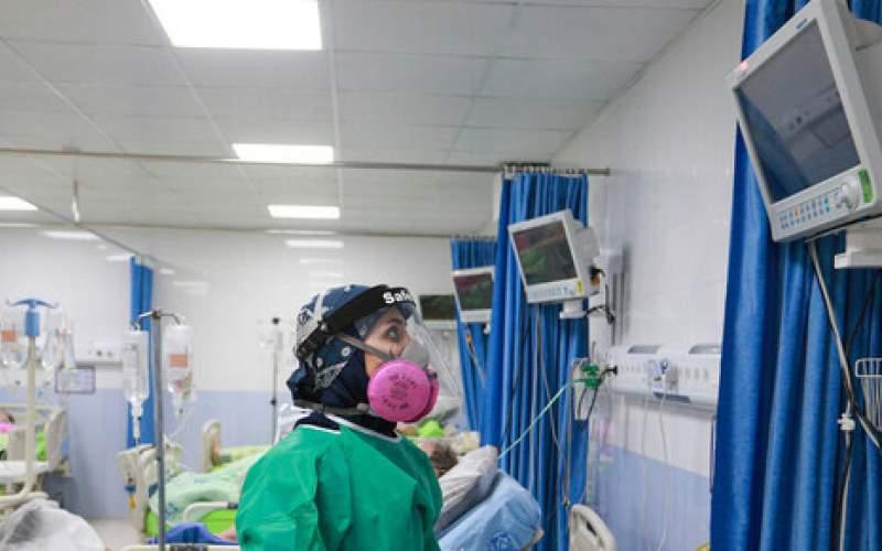 فوت ۹۸ بیمار مبتلا به کرونا درشبانه روز گذشته