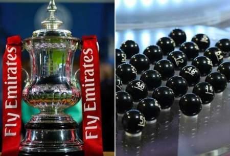 برنامه یک هشتم نهایی جام حذفی انگلیس