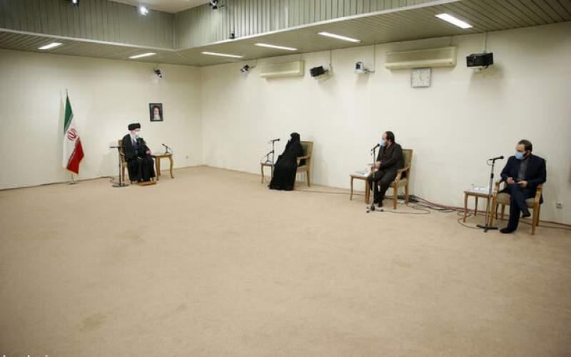 تجلیل رهبر انقلاب از  شهید فخریزاده