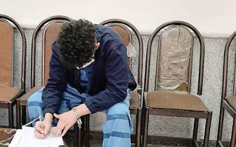 اعتراف دروغین به قتل برای خوابیدن در بازداشتگاه