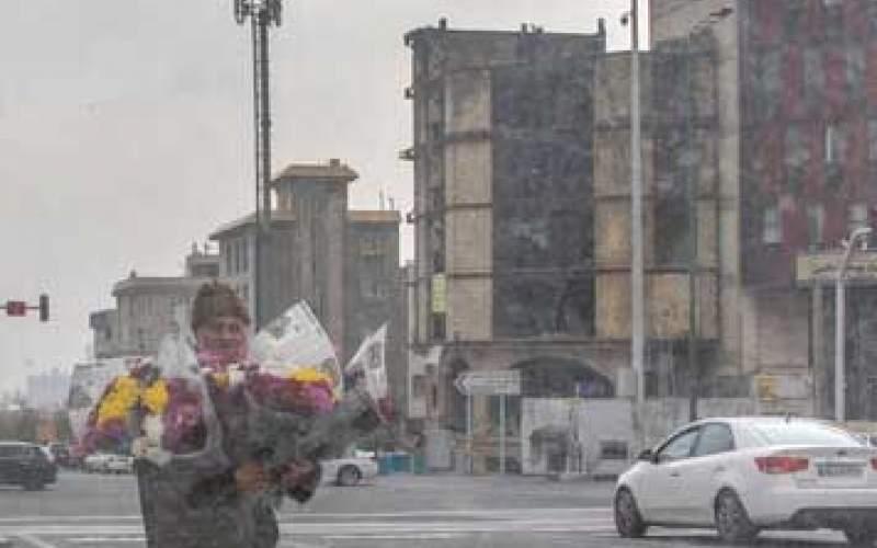 هوای پایتخت برای دومین روز پیاپی ناسالم