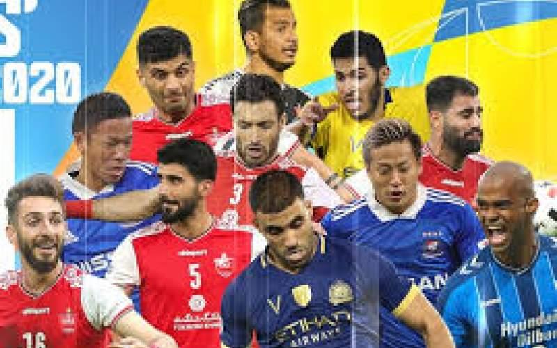۶پرسپولیسی در تیم منتخب لیگ قهرمانان آسیا