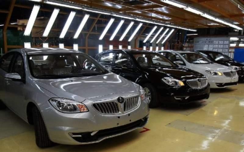 ریزش قیمت در بازار خودروهای چینی