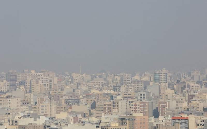 شهرری آلوده ترین نقطه در تهران
