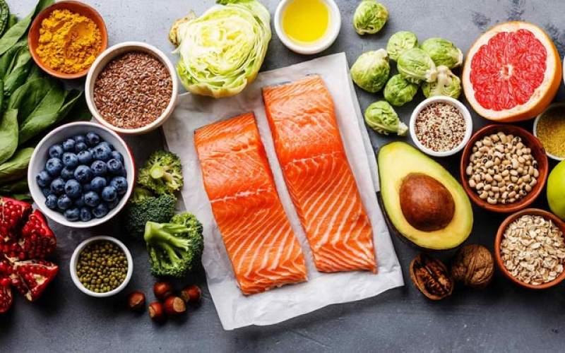 عادات غذایی سالم برای مبارزه با کرونا