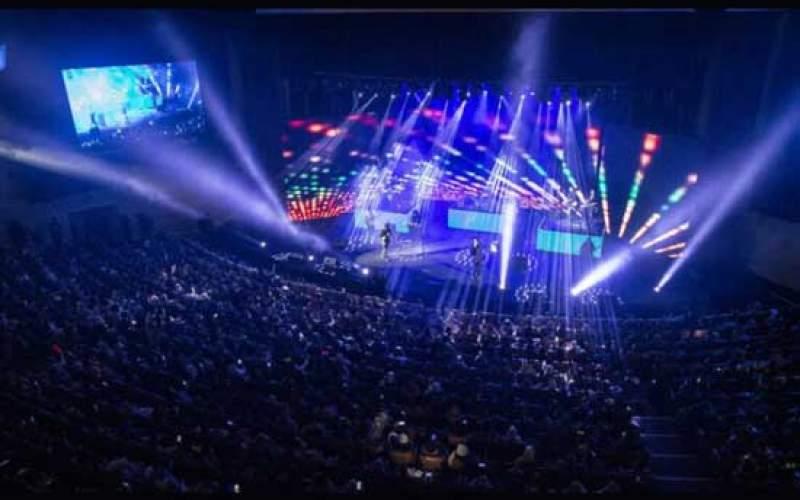 کنسرتهای جزیره کیش افزایش یافت
