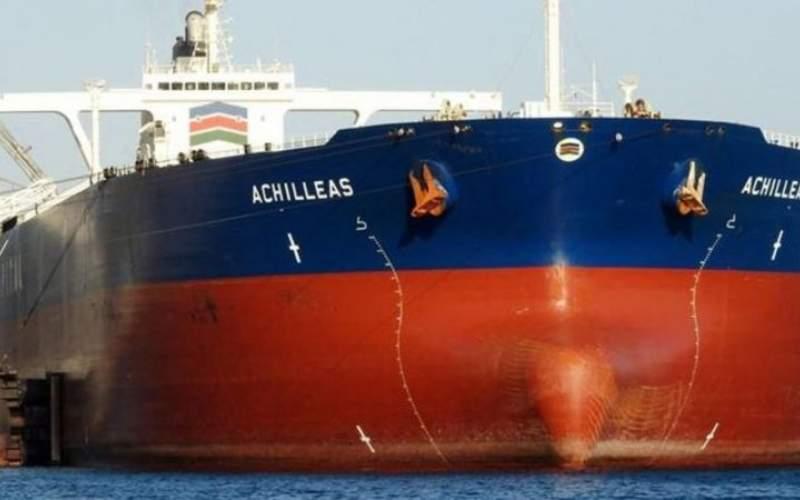 تلاش آمریکا  برای توقیف دو میلیون بشکه نفت ایران