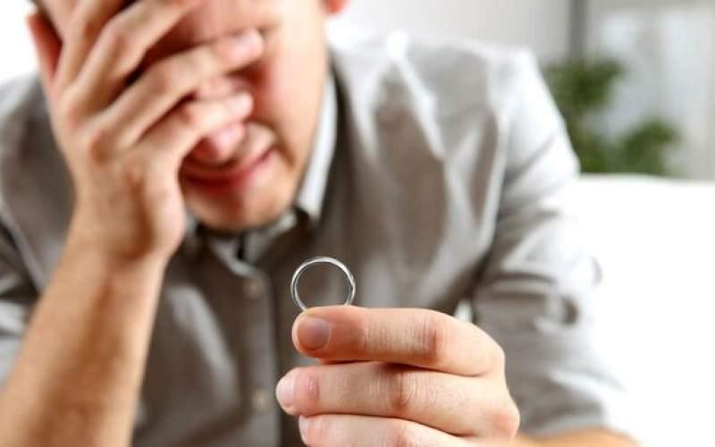طلاق شدیدترین عاملاسترسزاپس ازمرگ عزیزان