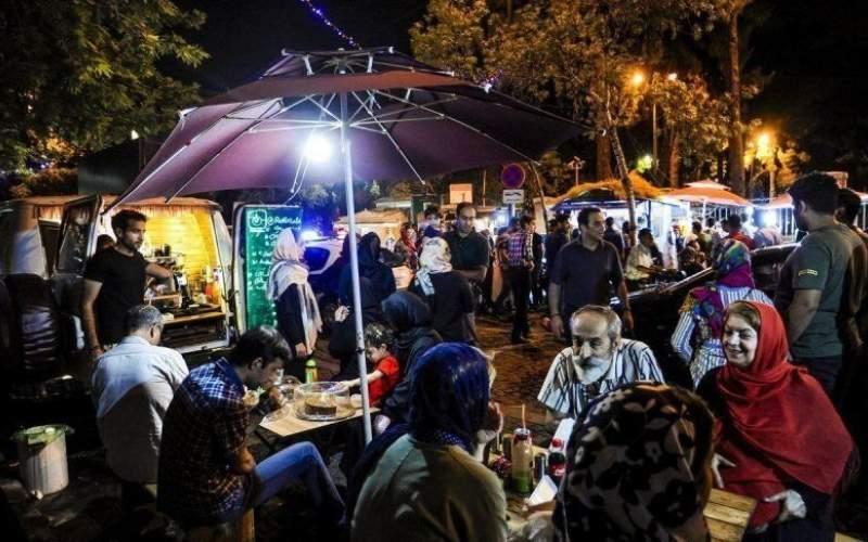 زیست شبانه در کدام نقاط تهران اجرا میشود؟