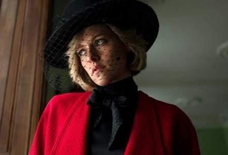 نخستین تصویر از بازیگر نقش پرنسس دایانا