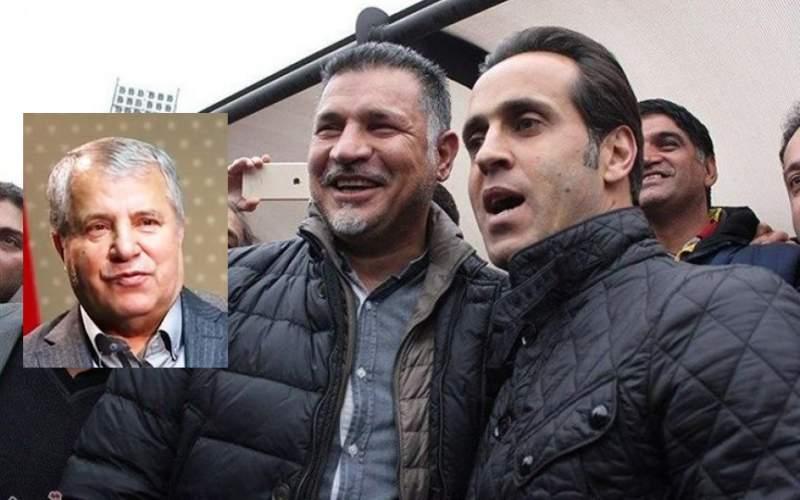 علی پروین: کریمی باید رئیس فدراسیون شود، دایی وزیر ورزش