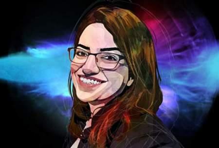 از تهران تا مریخ با موشک فیزیکدان زن ایرانیتبار