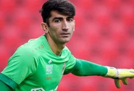 صعود تیم بیرانوند به دور بعد جام حذفی