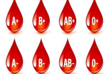 کدام گروه خونی بیشتر در معرض زخم معده است
