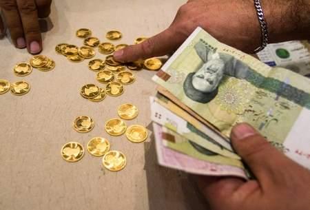 سکه ۱۰ میلیون و ۸۵۰ هزار تومان شد/جدول