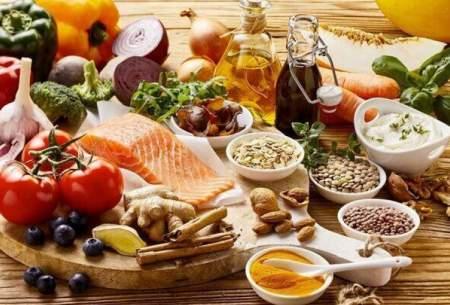۱۰ ماده غذایی که به کاهش وزن کمک میکند