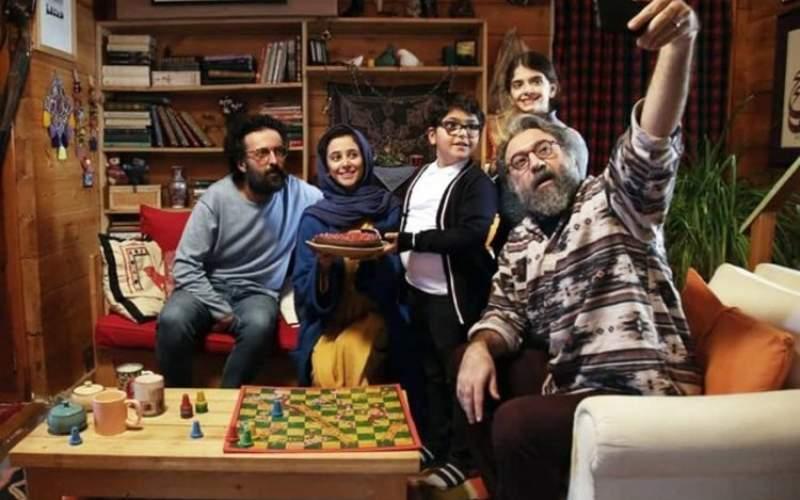 اتفاق عجیب برای علی انصاریان در آخرین فیلمش