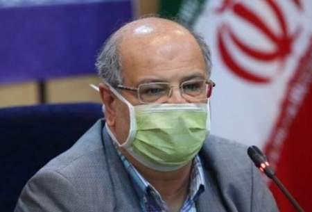 روند صعودی ویروس کرونا در تهران
