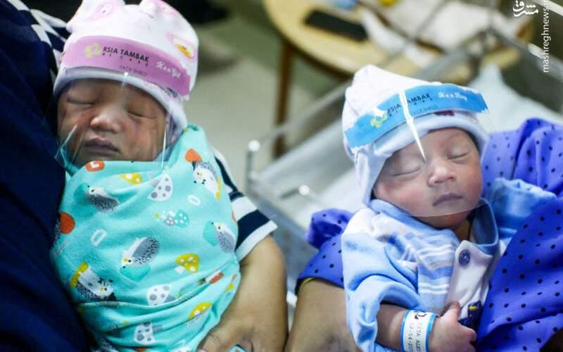 مرگ ۱۰۱ کودک در یک بیمارستان بر اثر کرونا