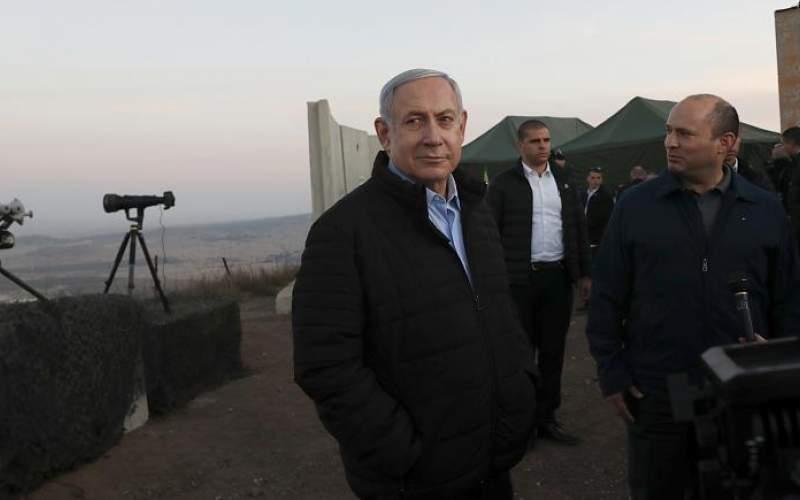 نتانیاهو: جولان برای همیشه جزو اسرائيل میماند