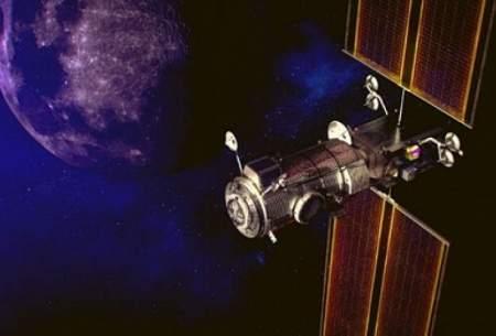 ناسا «دروازه ماه» را به اسپیس ایکس سپرد
