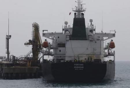 آمریکا دهها میلیون دلار بنزین ایران را فروخت