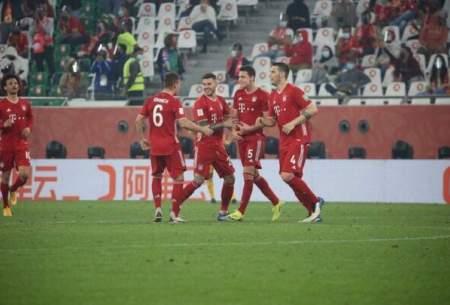 بایرن مونیخ قهرمان جام جهانی باشگاه ها شد