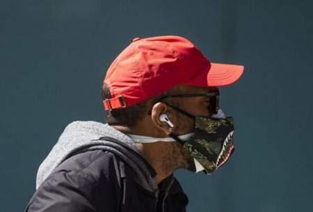 در مکانهای پرتجمع ۲ ماسک بزنید