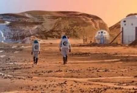 بشر در مریخ چه میکند؟/اینفوگرافیک